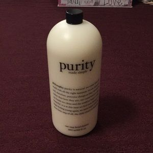 Other - Purity 64oz refill